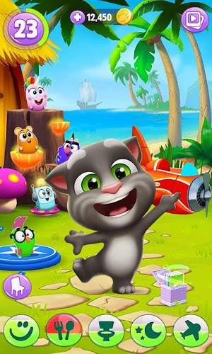 My talking tom 2 v1. 3. 1. 366 mod apk [unlimited money] android.