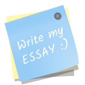 Can You Write My Essay