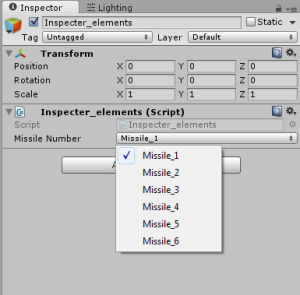 How to Add Dropdowns Menu Items to Organize your Unity C#