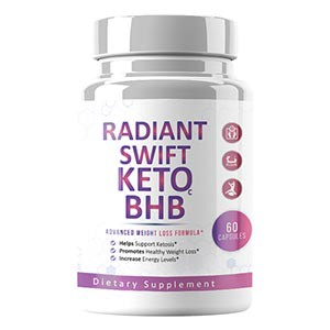 Radiant Swift Keto. So. You're leaving on a keto diet. For… | by ...
