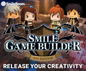 Smile Game Builder: the RPG Maker you didn't know you wanted
