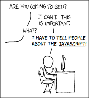 Javascript : The Curious Case of Null >= 0 - Camp Vanilla