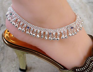 Significance of Anklets and Toe rings in Indian culture