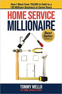 Home-Service-Millionaire-Tommy-Mello-Cover