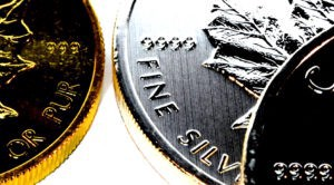 gold bullion coins and silver bullion coins as Tangibles investments.