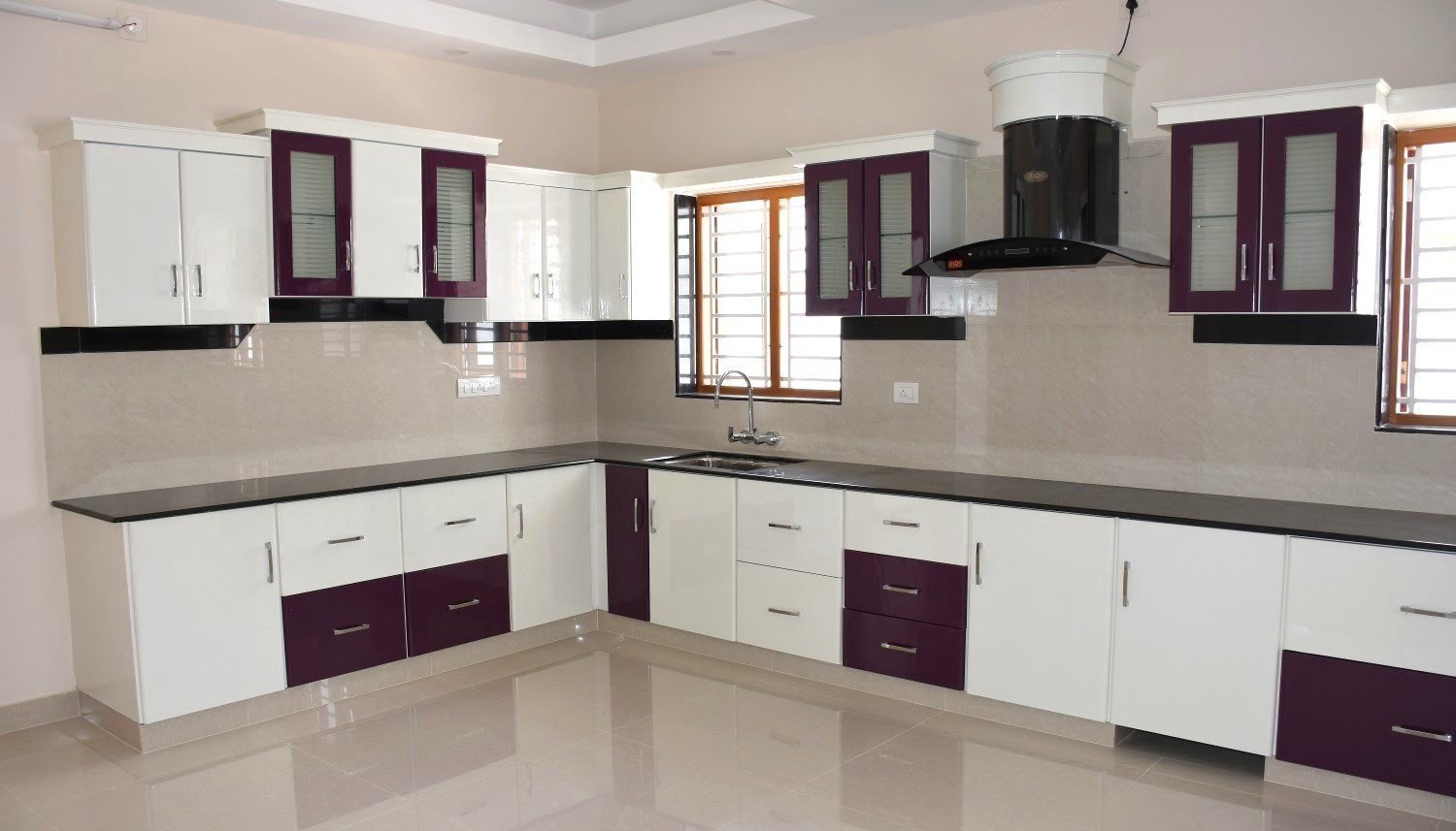 New Model Kitchen Design Putra Sulung