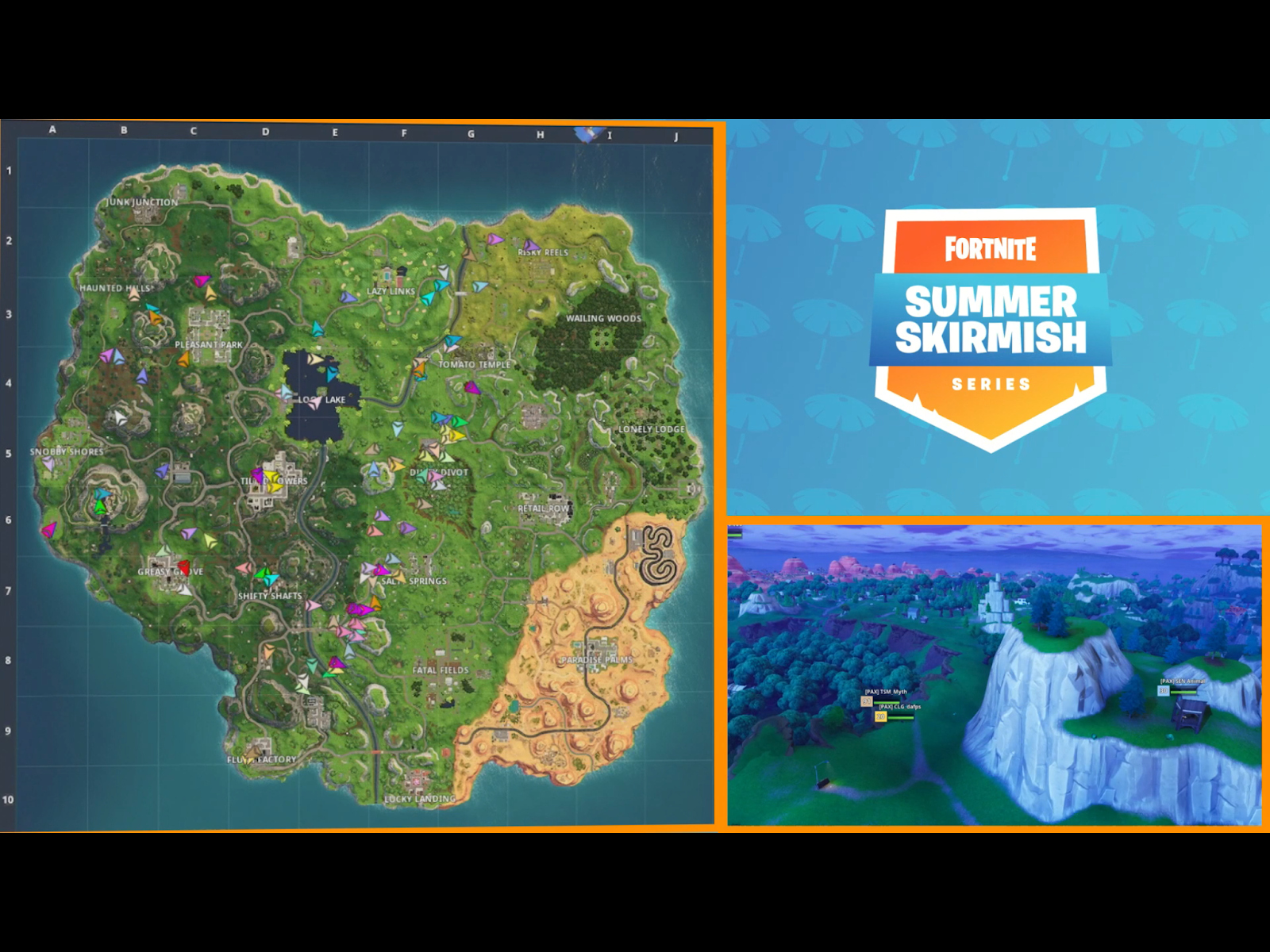 Is The Material Gain In Fortnite Different In Summer Skirmish Summer Skirmish Day 2 Day 3 Days Two And Three Brought Viewers More By Bryan Kline Medium