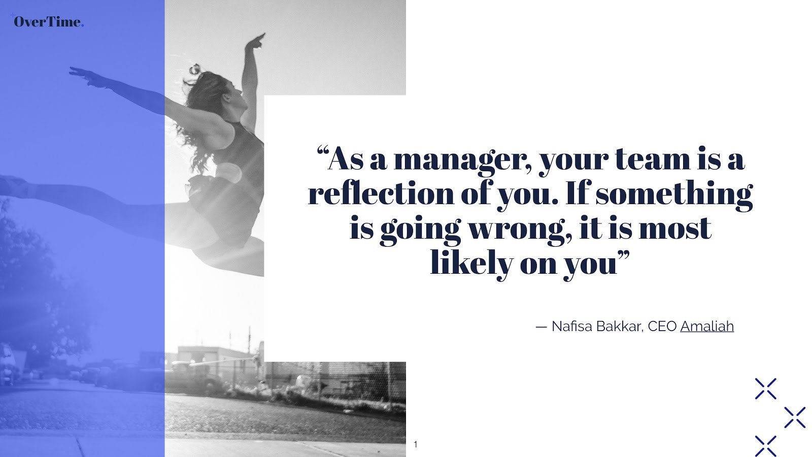 A quote about startup leadership tips and how to build a business.