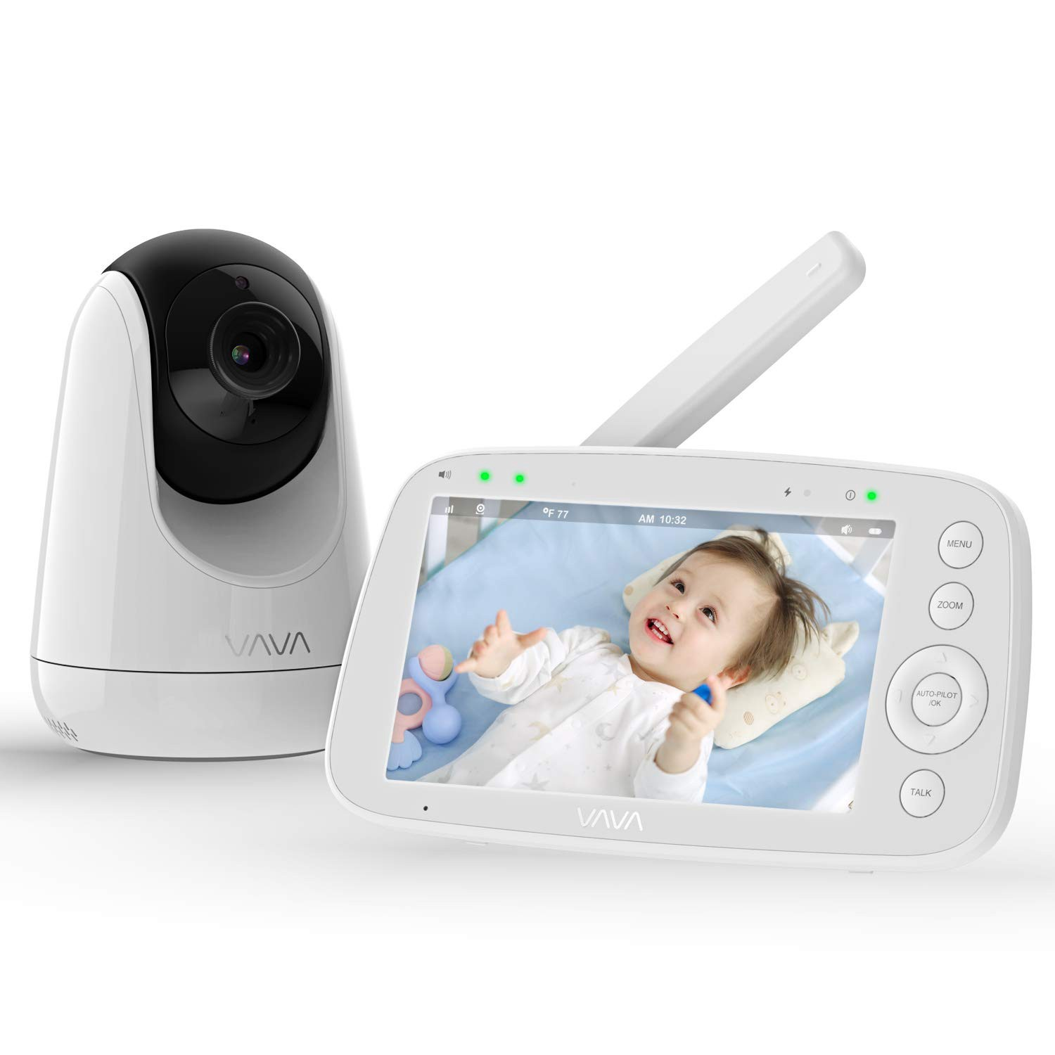 Top 10 Baby Monitors That Don't Require WIFI Best Babies