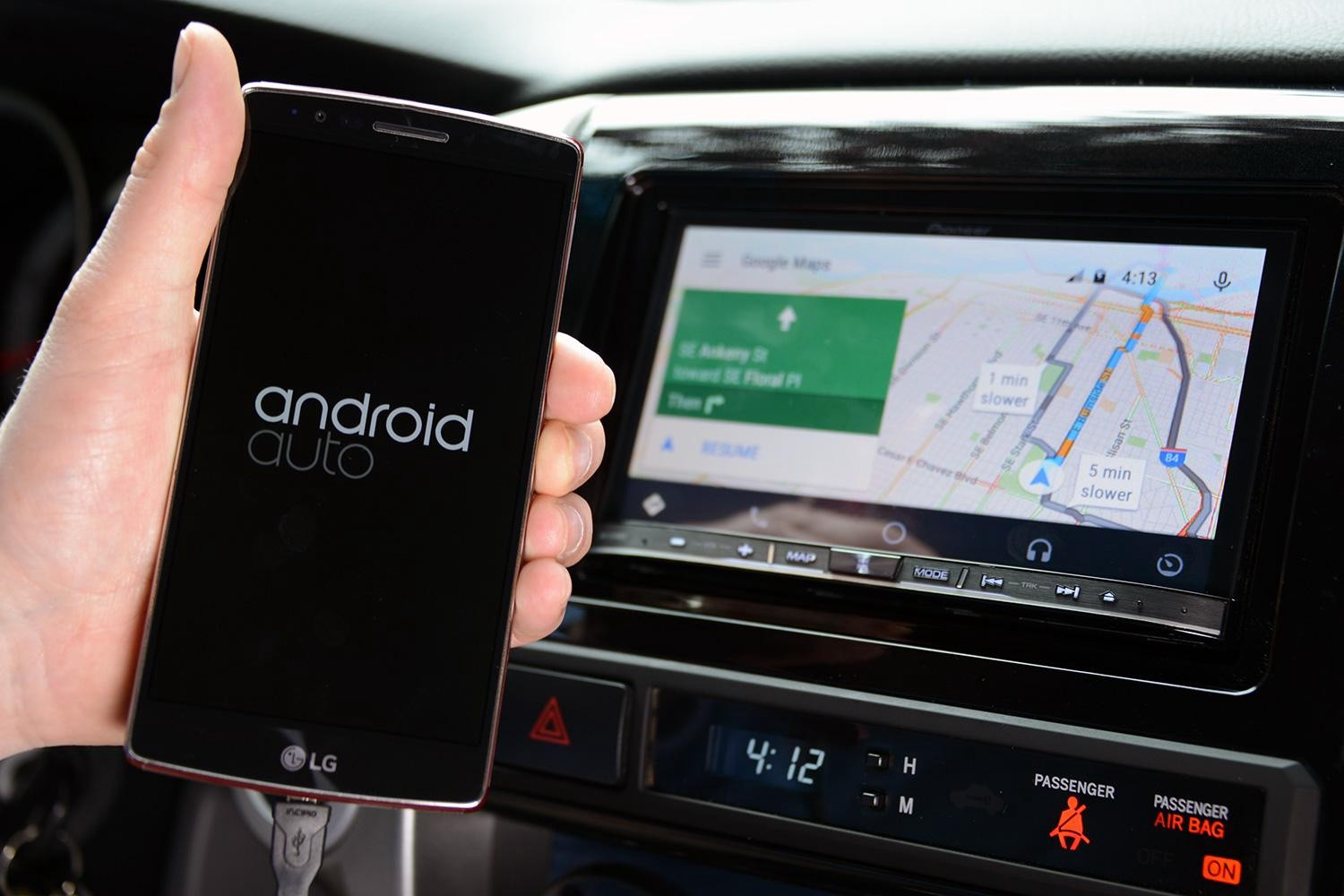 android auto system droidcon 2016