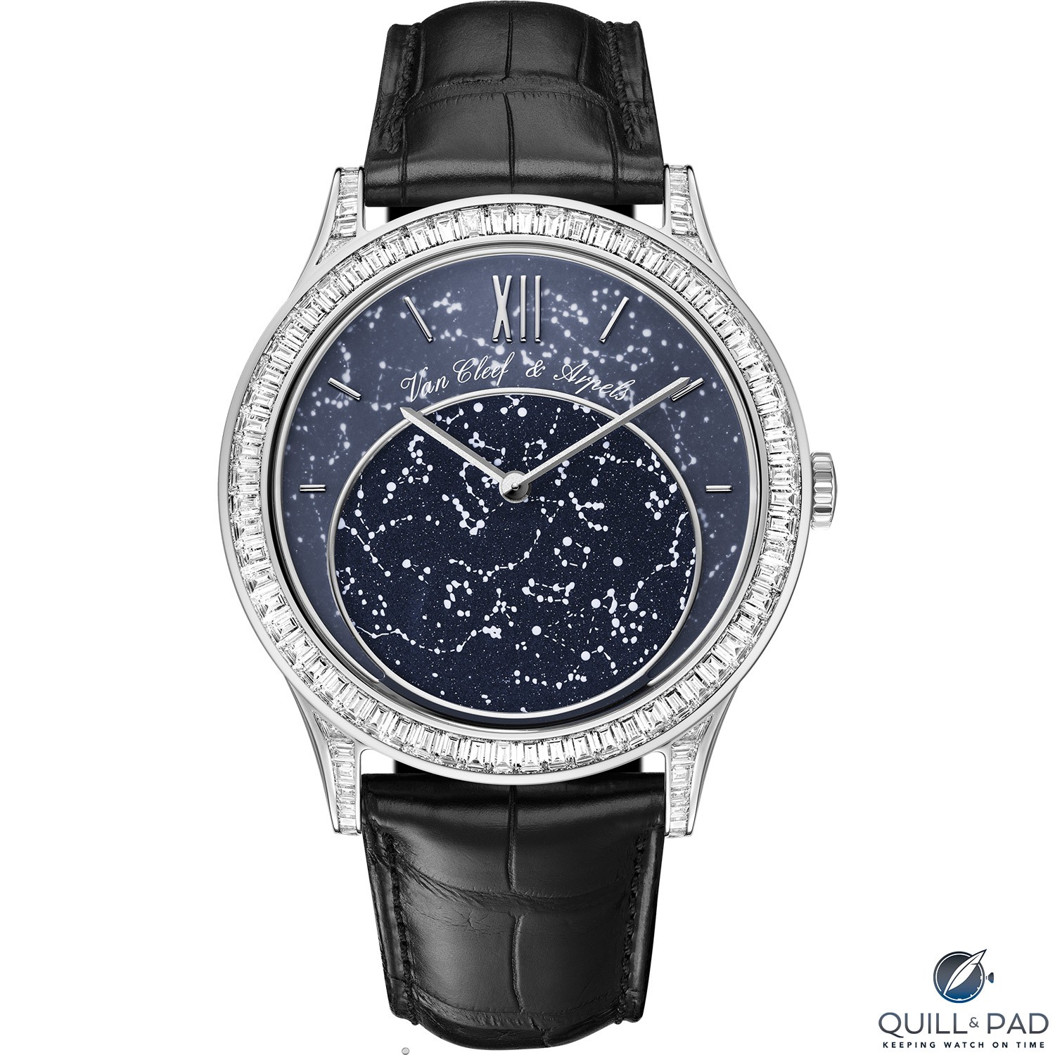 Van Cleef & Arpels Midnight in Paris from 2008 constituted the brand's first use of aventurine