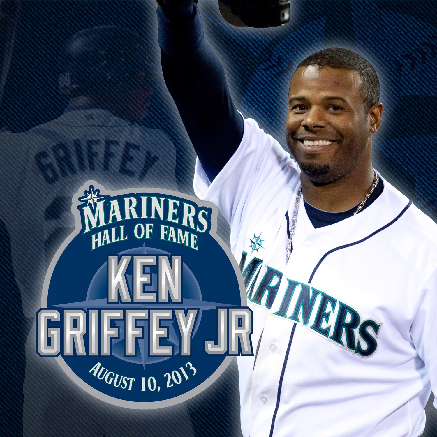 size 40 a5899 2f54f Ken Griffey Jr. To Join Mariners Hall of Fame - From the ...