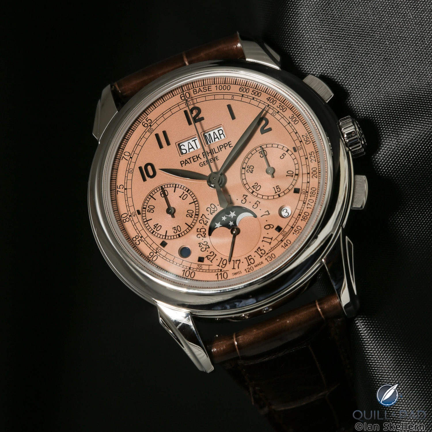 5 Intriguing Moon Phase Watches Lighting Up The Horological