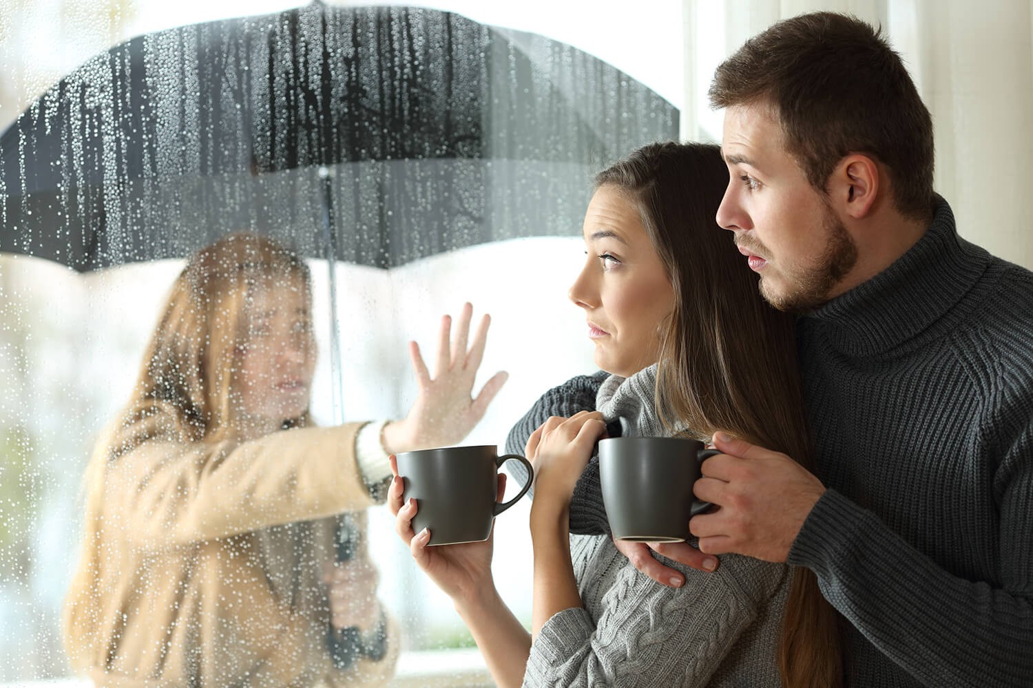 How to make him miss you without being the crazy ex-girlfriend