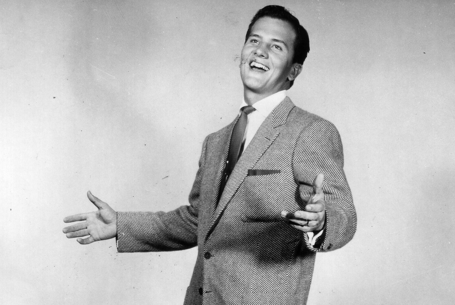 pat boone white shoes