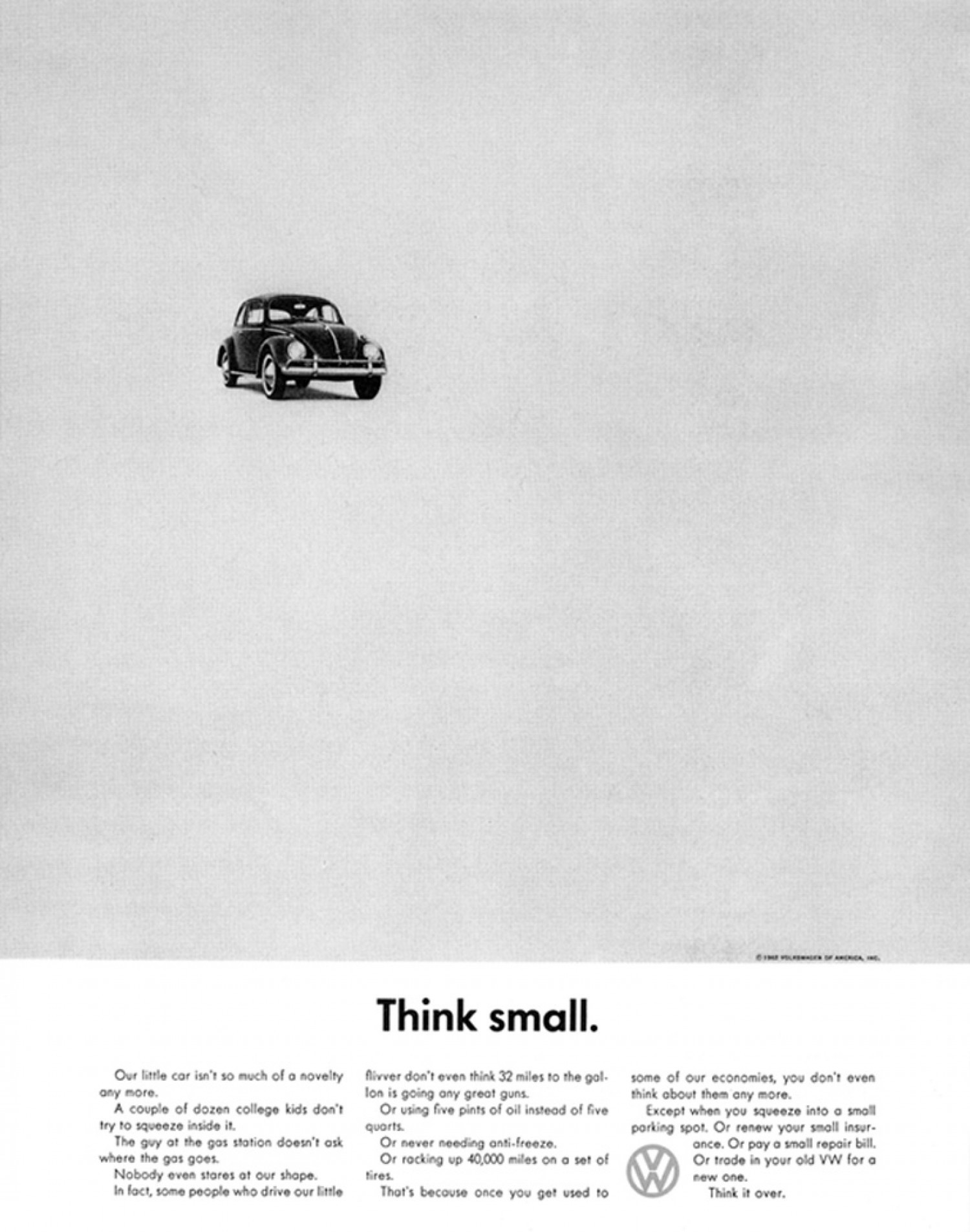 The Ad That Changed Advertising Bill Bernbach Had A Problem Carl Hahn By Mark Hamilton The Agency Medium Shop for farfegnugen art from the world's greatest living artists. the ad that changed advertising bill