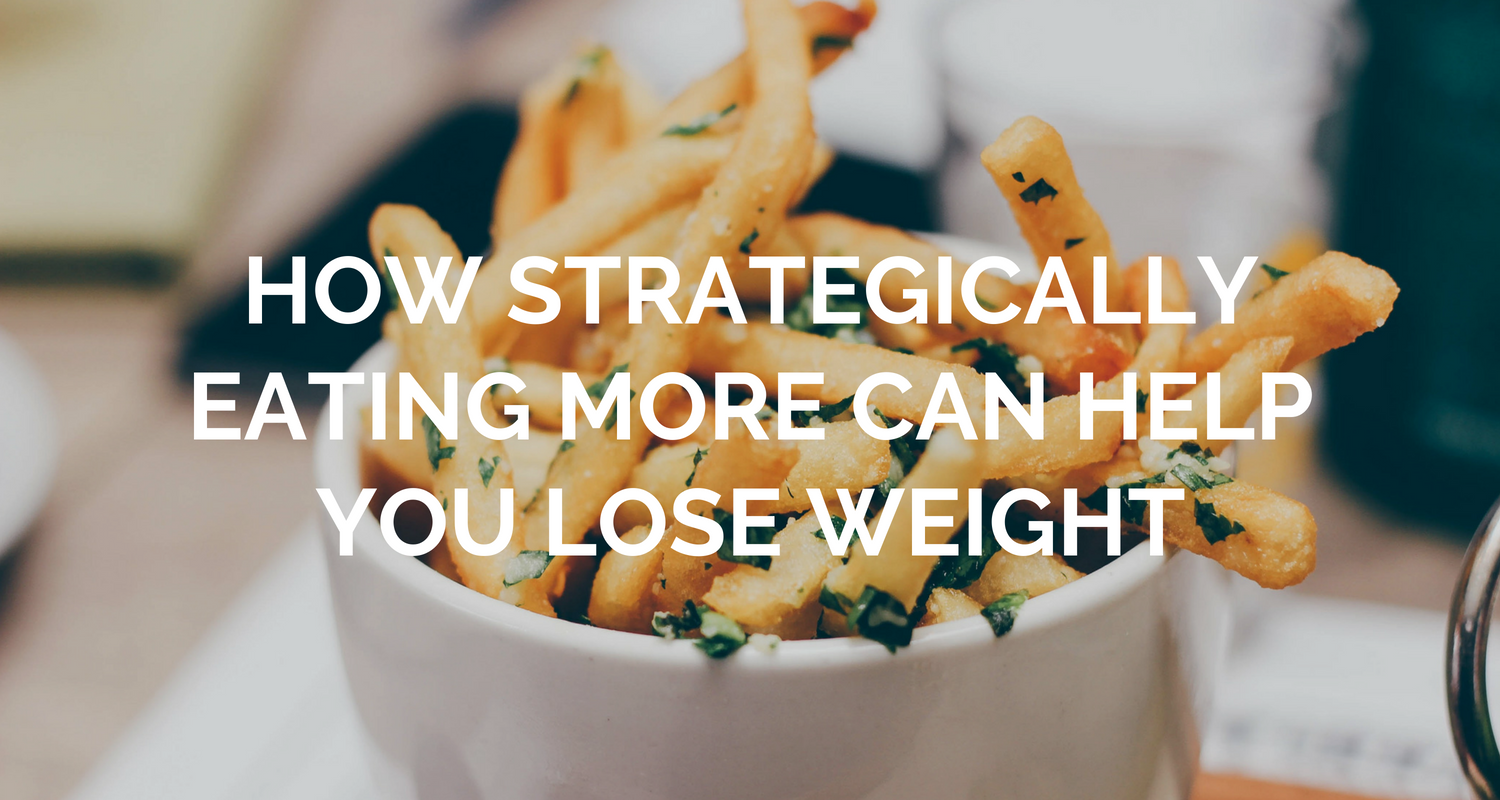 How to lose weight slowly but surely