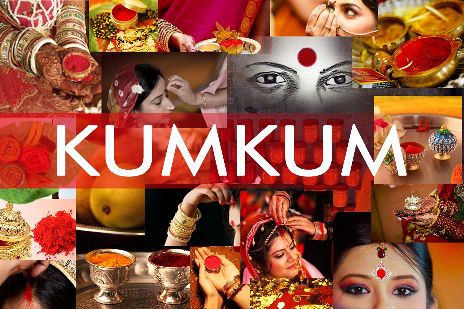 8 essential facts about Kumkum - MyTemple India - Medium