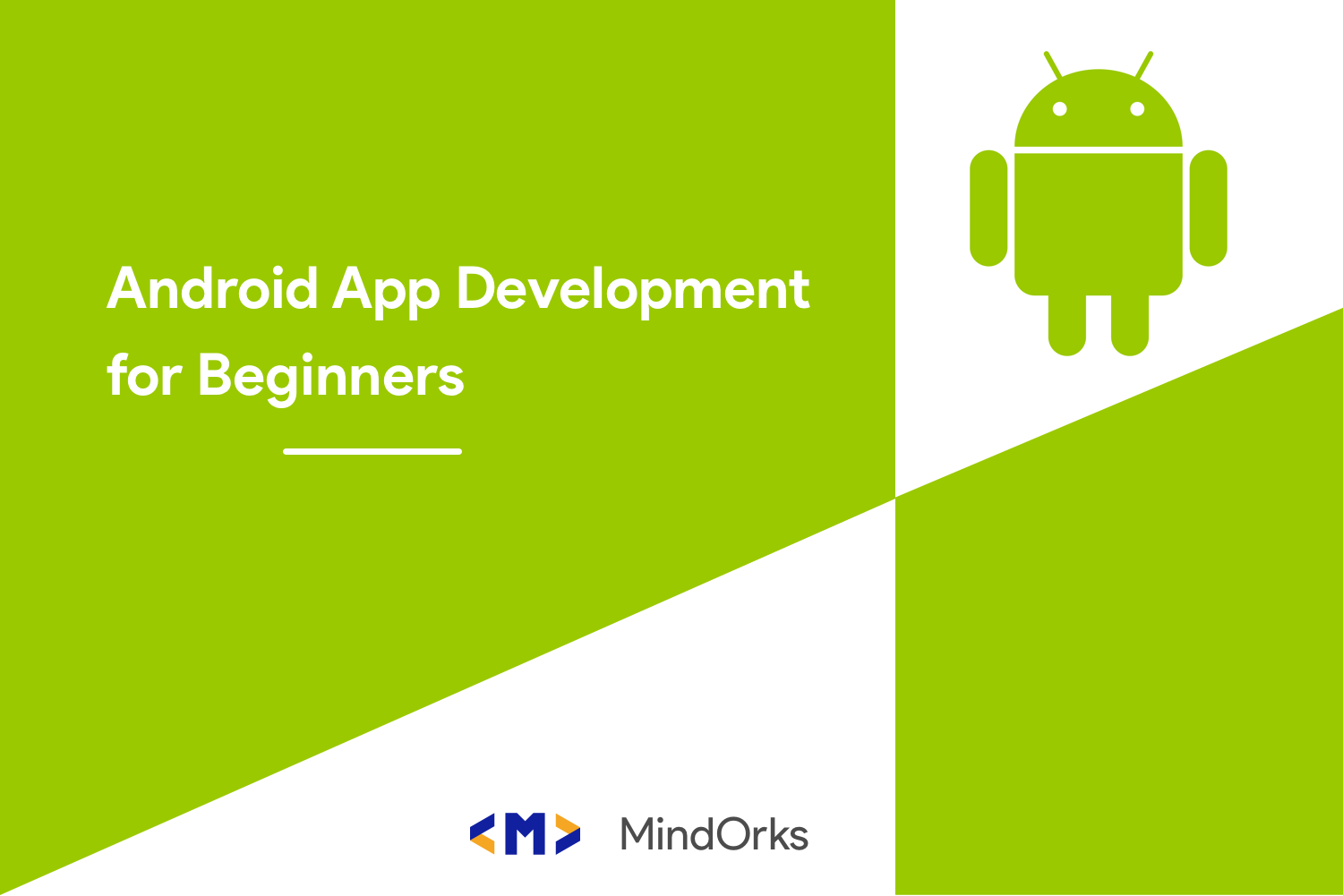 Android App Development Online Course For Beginners