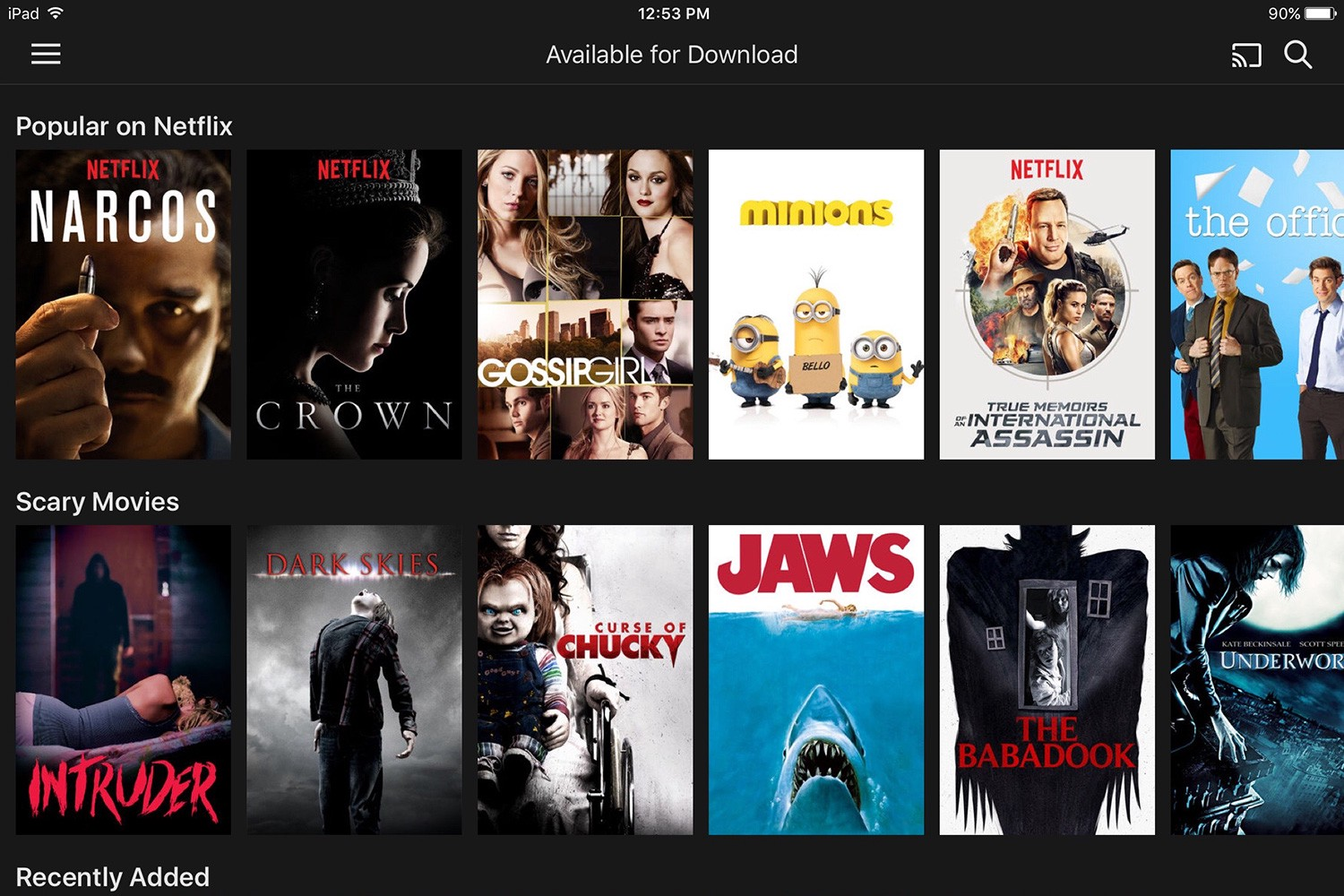 Good Horror Movies On Netflix - Maria Oren - Medium
