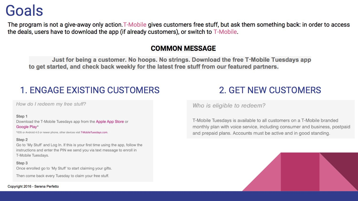 T-Mobile Tuesdays: A Case Study of Innovation in Mobile