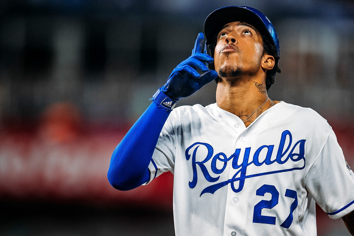 separation shoes e5c50 bea65 Stat of the Day: Mondesi Joins Elite Company - Royal Rundown