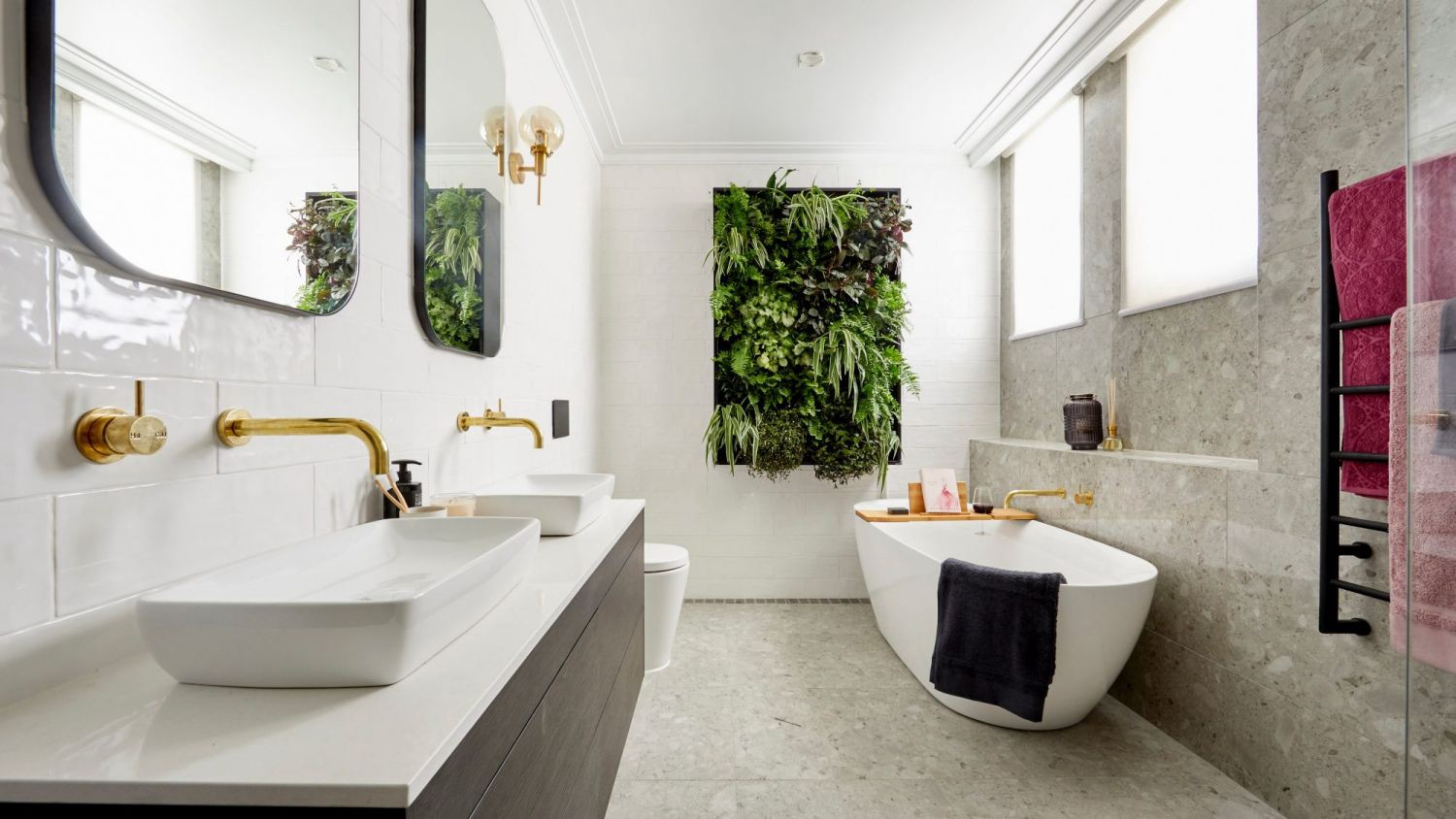 THE TOP BATHROOM TRENDS FOR 8. Planning a new bathroom in 8