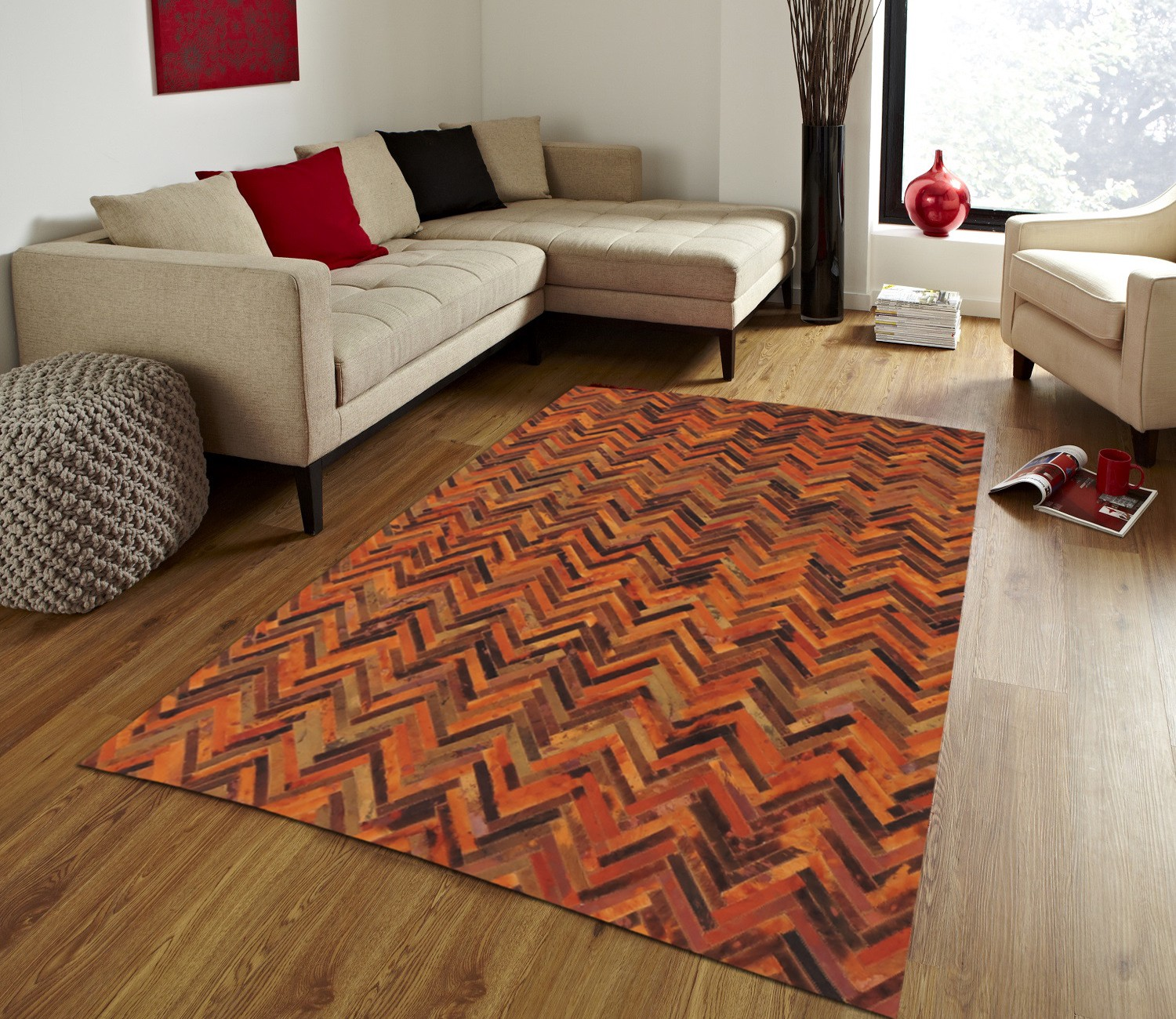 Looking For Designer Leather Carpets Luxury Home Decor