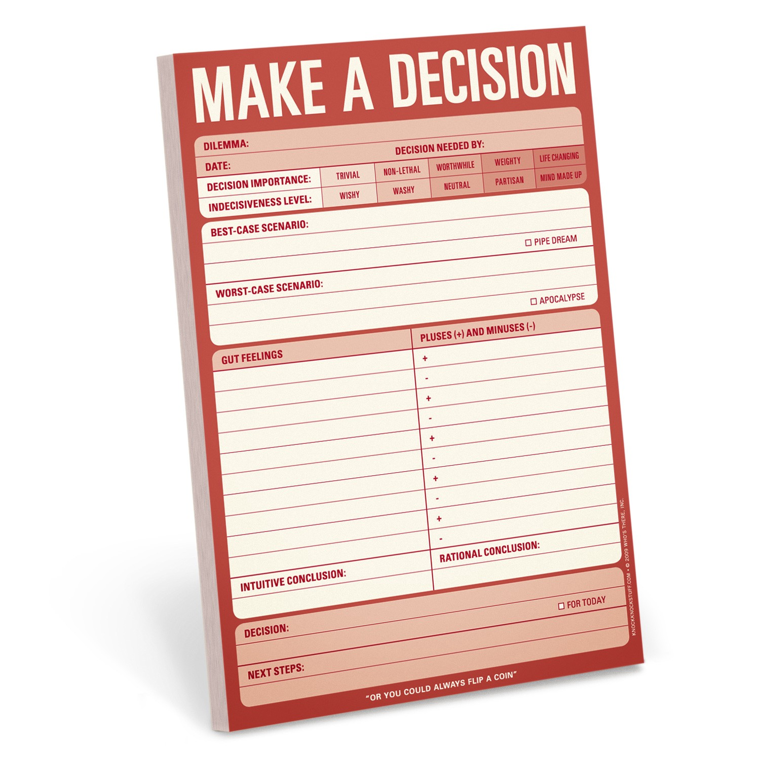 Don't Let Your Emotions Make Your Decisions. Try The Revolving Door Test For Decision-Making.
