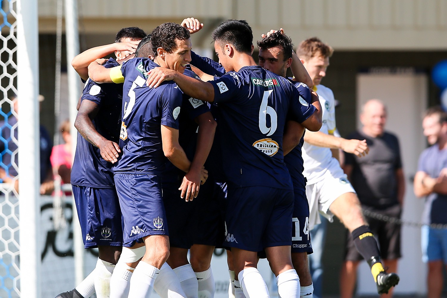 Smg Technologies Partners With Auckland City Football Club
