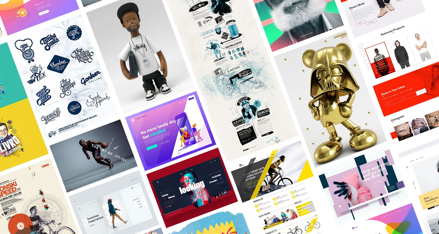 7 Sites to Inspire Your Web Design Project - The Startup