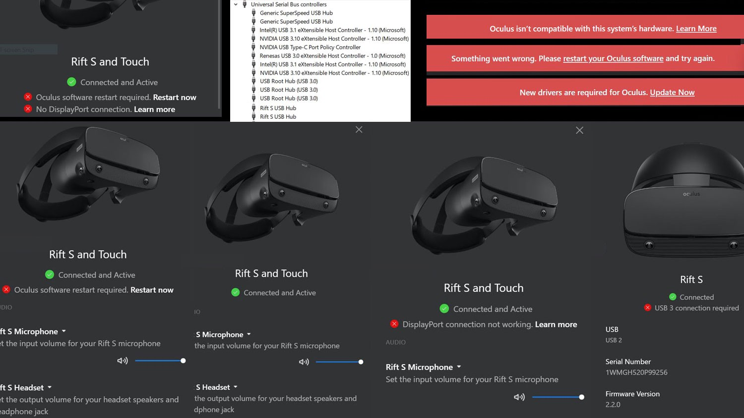 Oculus Rift S: how Oculus bricked thousands of headsets this