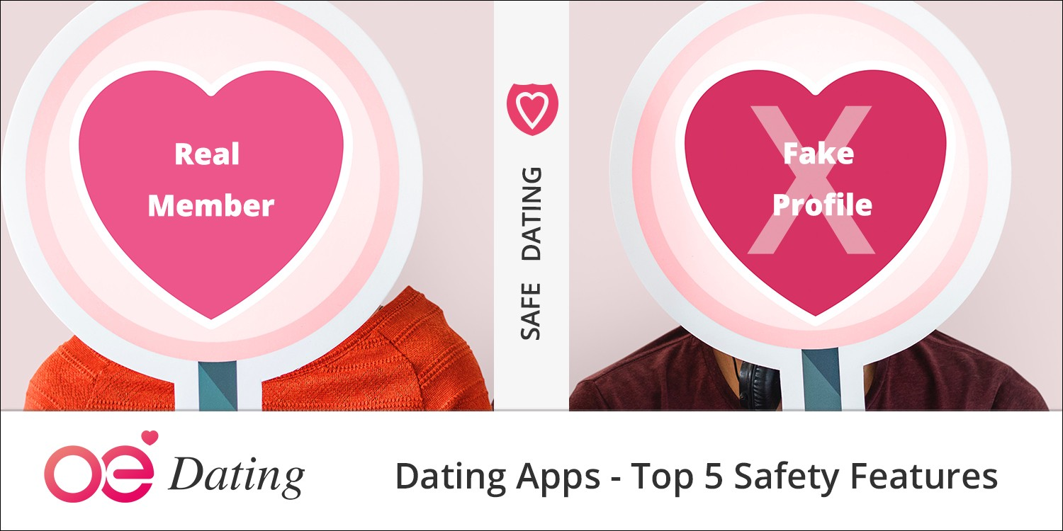 What are the Top 5 ways Dating Apps Protect their Members