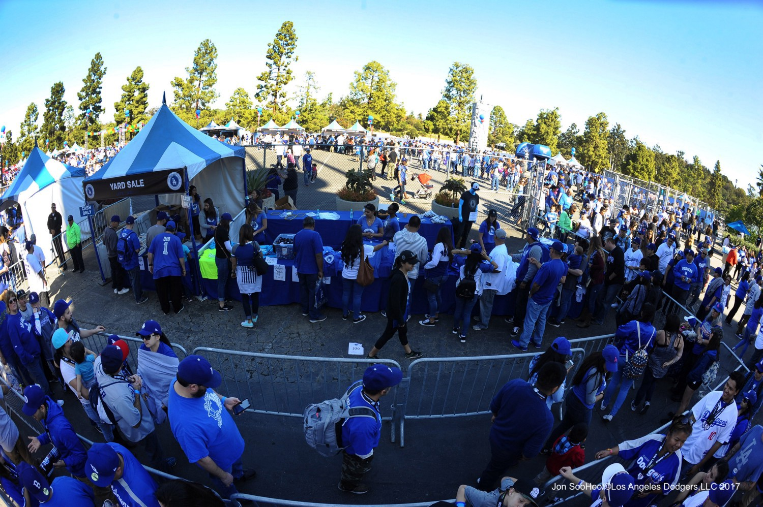 Garage Sale Mystery The Beach dodger fans help the los angeles dodgers foundation make a