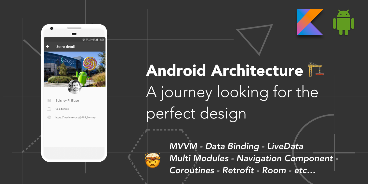 Android Architecture 🏗 - ProAndroidDev