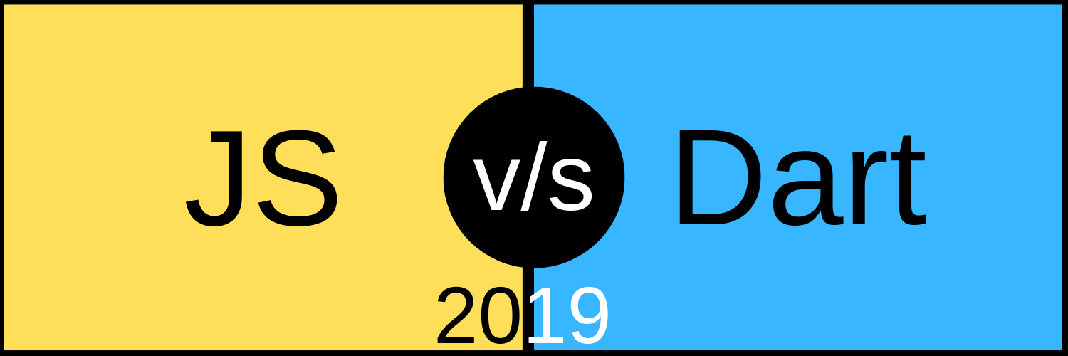 Comparing JavaScript with Dart in 2019 - codeburst