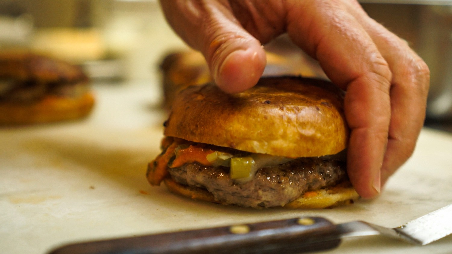 This Burger Is Going Locol Chefs Roy Choi And Daniel Patterson Explain Why By Jason Adams Medium