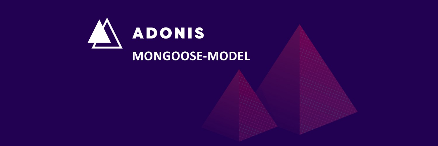 Mongoose models with the mighty Adonis js - Juampi Barreto
