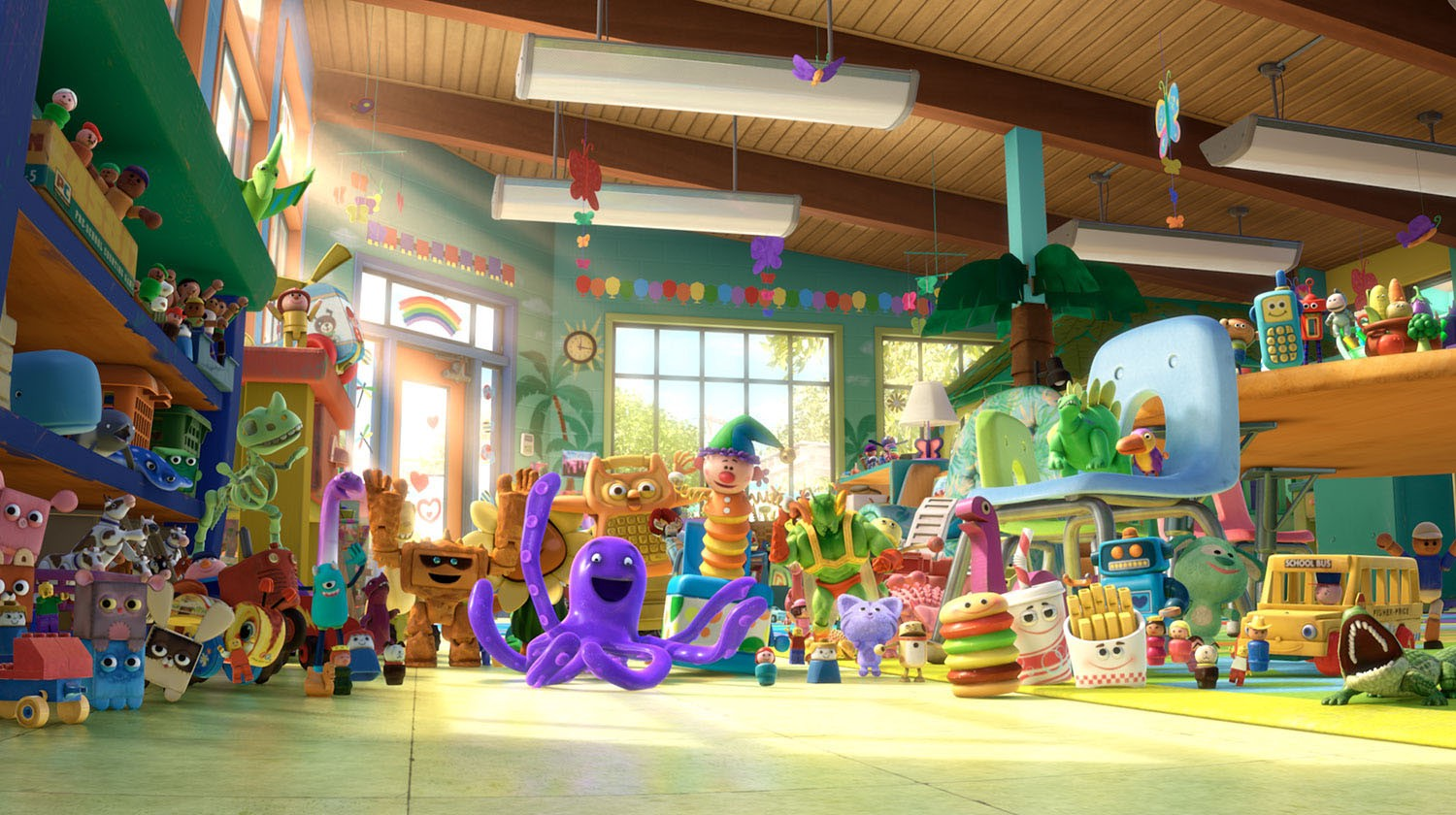 A photo from Toy Story 4