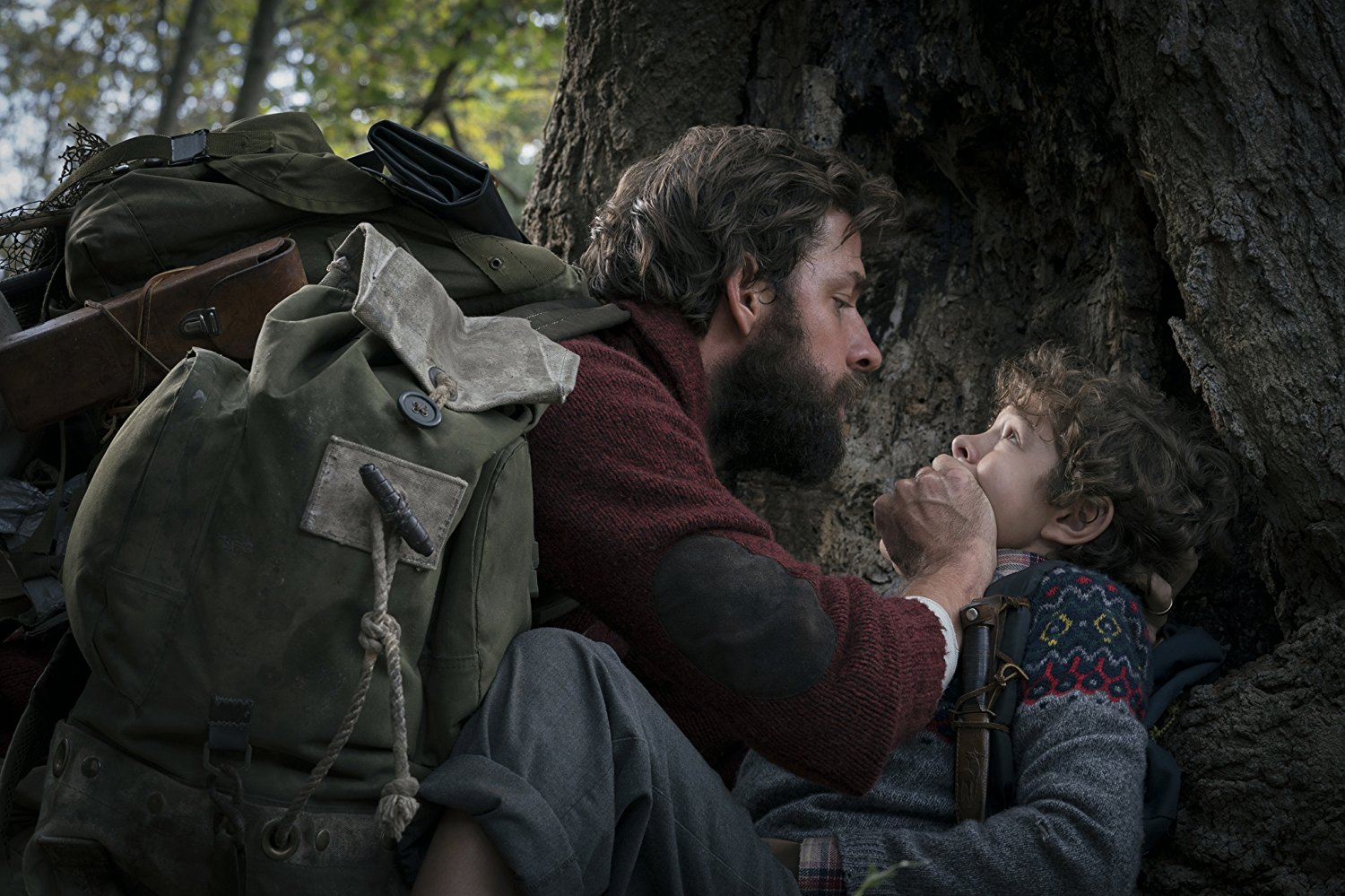 A Quiet Place (2018). A family is forced to live in silence… | by Simon  Cocks | Frame Rated | Medium