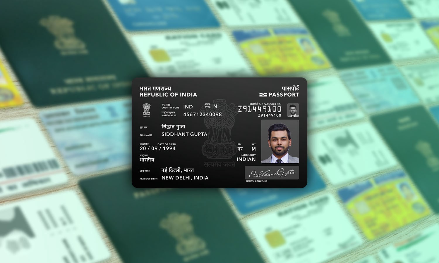 The Passport — Concept - The Startup - Medium