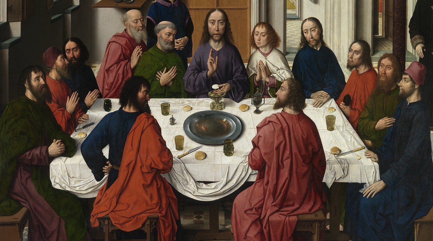 How to Read Paintings: The Last Supper by Dieric Bouts ...
