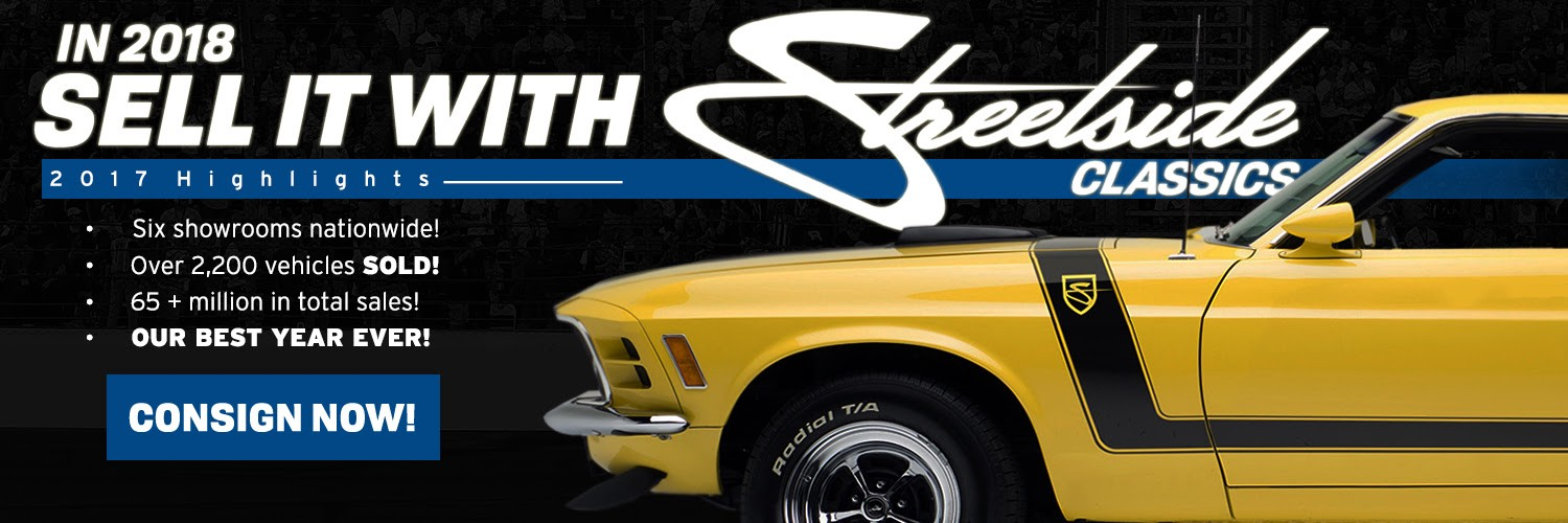 For Streetside Classics, 2017 Was a Banner Year - My Classic