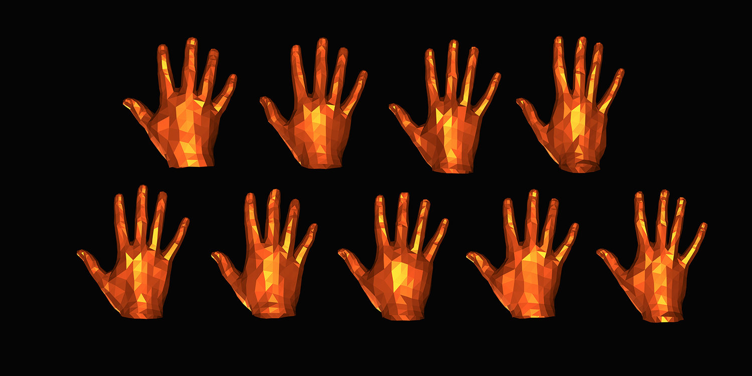 Personalized Hand Models for VR - Kitchen Budapest Stories