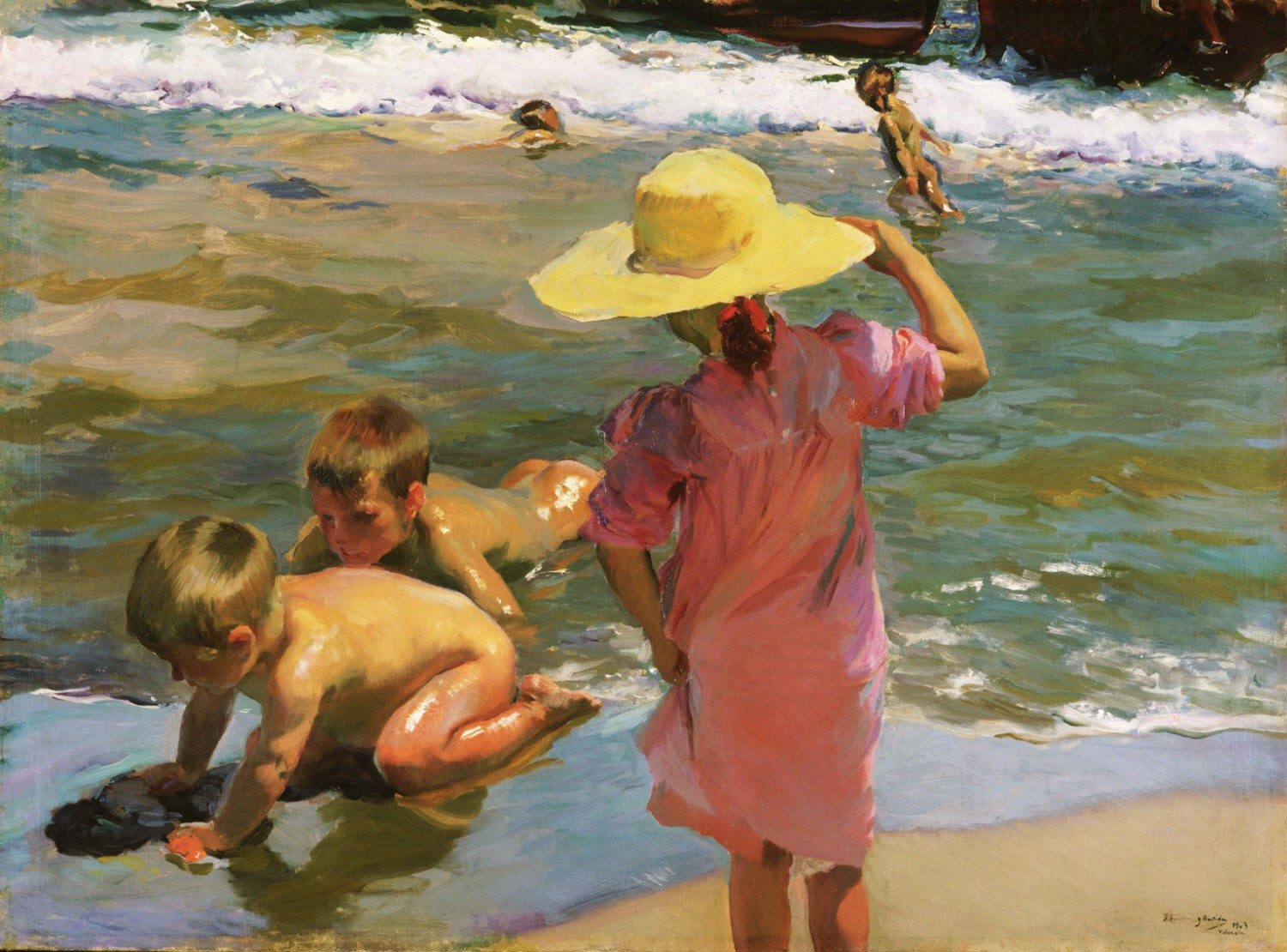11 Paintings from Spanish Artists That You Can See in U S