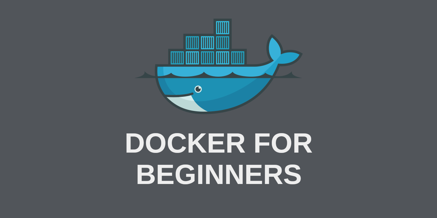 Basic Docker Tutorial for Beginners