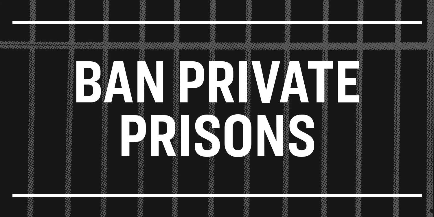 Image result for private prisons are bad