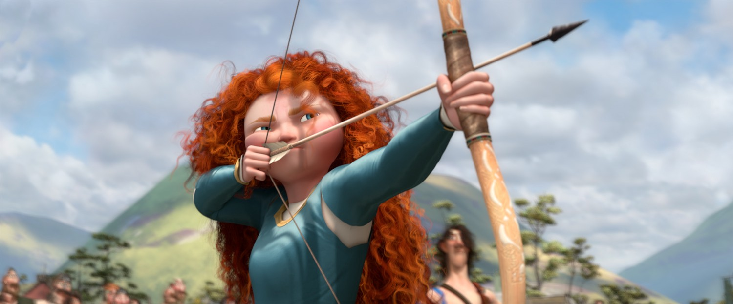 A photo from movie Brave