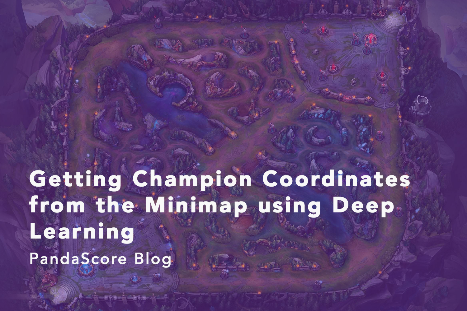 League Of Legends Getting Champion Coordinates From The