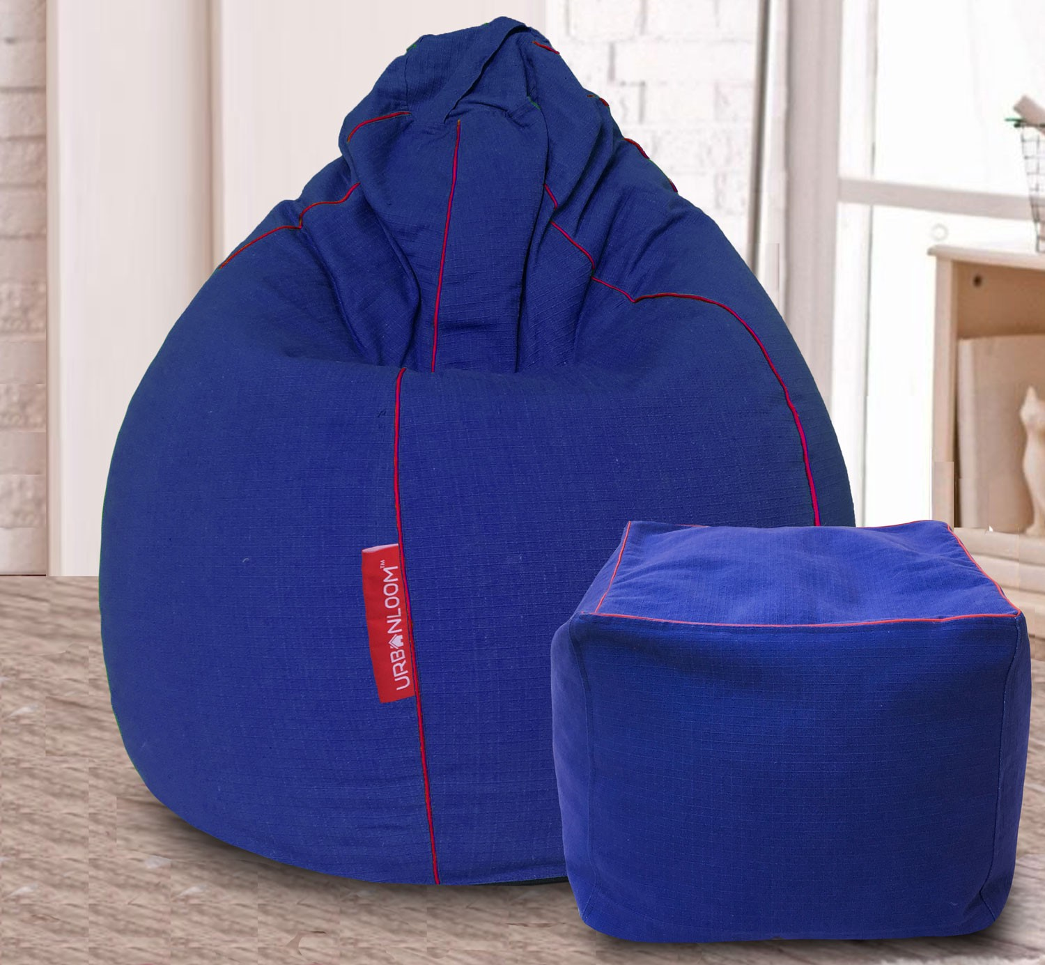 Remarkable How Do I Select The Size Of A Bean Bag How Much Beans Are Inzonedesignstudio Interior Chair Design Inzonedesignstudiocom